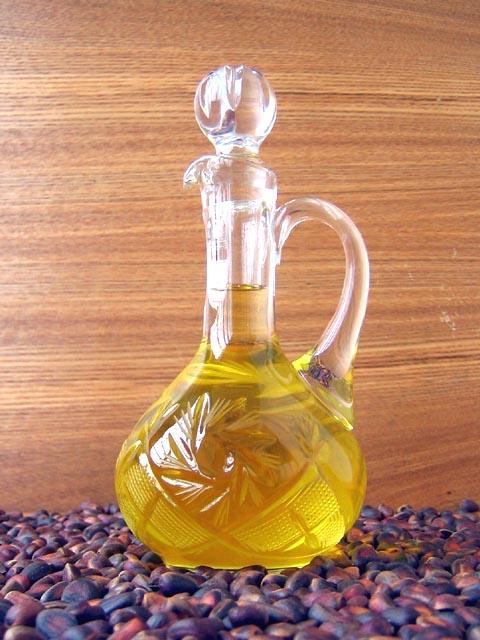 кедровое масло орехи