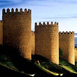 Землебитные стены