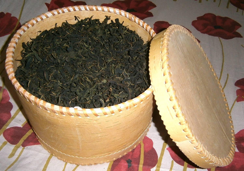 Ферментация кипрея. Приготовление иван-чая (копорский) 30