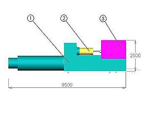горизонтальный гидротаран