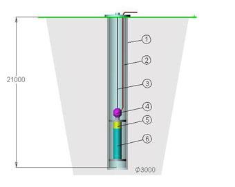 вертикальный гидротаран