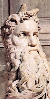 Моисей Микеланджело