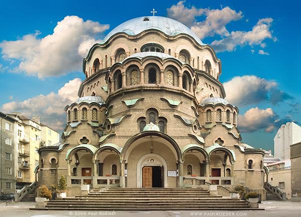 Храм Святой Мученицы Параскевы