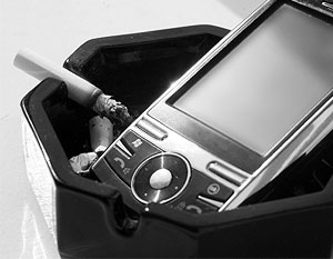 вред сотовый мобильный телефон