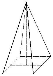 пирамида своми руками