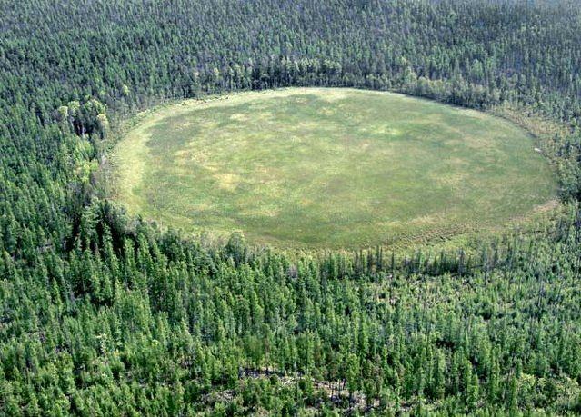 тунгусский метеорит аномальное явление