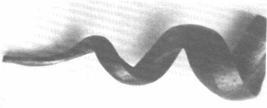 спиральной медной трубе Шаубергер