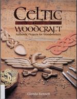 Bennet - Celtic woodcraftРезьба по дереву в кельтском стиле книга