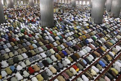 Ислам — культура, описанная последний раз в Коране.